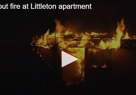 apartment fire in littleton colorado