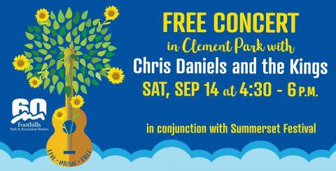 summerset concert clement park littleton colorado