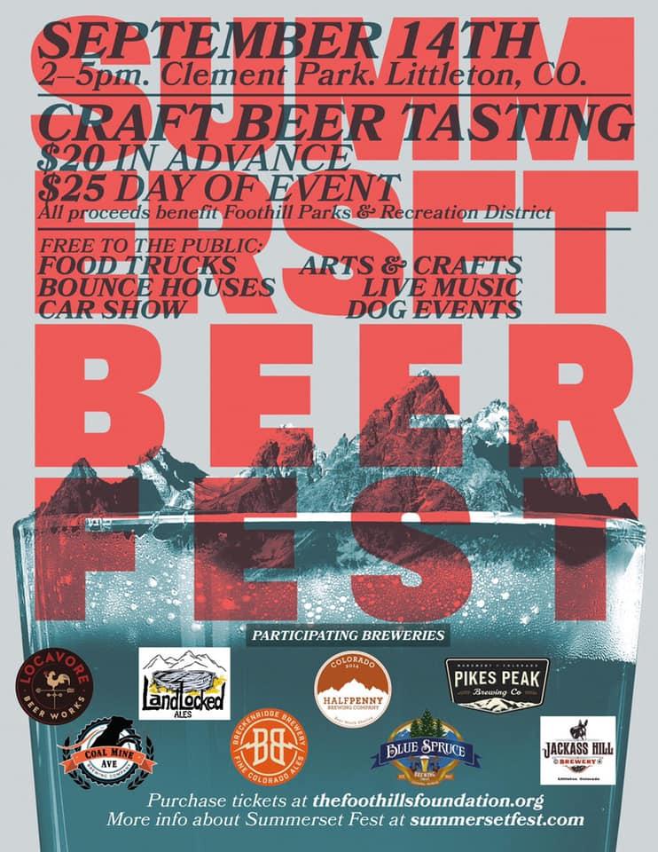 craft beer festival littleton colorado